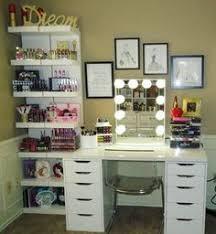 Ikea Hack Vanity How To Organize Your Vanity Cleaning Rock And Vanities