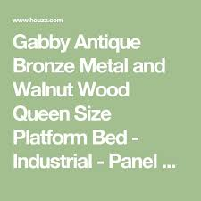 Best 25 Floating Platform Bed by Best 25 Industrial Panel Beds Ideas On Pinterest Headboard With