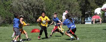 Youth Flag Football Practice Schedule