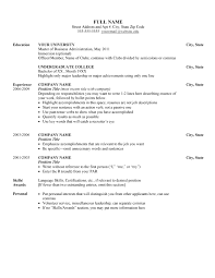 Resume Template Drive Cover Letter Resume Sle Analytics Resume Sle