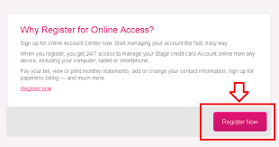 stage credit card payment login infocard co