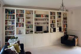 Living Room Shelves by Bespoke Furniture Cost Pricing Examples