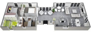 plan maison contemporaine plain pied 3 chambres modèle de plans de villa de construction traditionnelle de plein