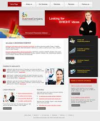 templates for business companies