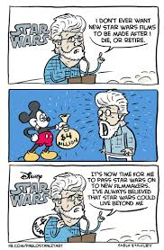 Star Wars Disney Meme - george lucas on star wars entertaining pinterest george
