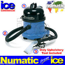 Upholstery Steam Cleaner Extractor Numatic Carpet Cleaner Ebay