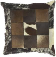Living Room Pillows by Decorating Ideas Enchanting Picture Of Square Furry Dark Brown