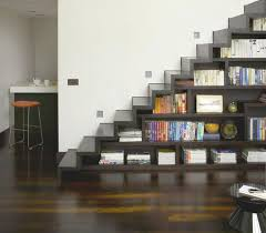 Small Space Stairs - modern storage ideas for small spaces staircase design with storage