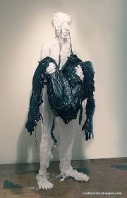 art of recycle coolfunclub recycle plastic bag art