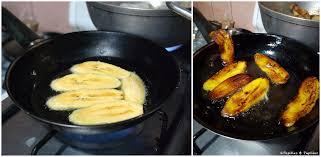 cuisiner la banane plantain bananes plantain frites