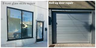Garage Doors Used by Sectional Glass Garage Doors Used In Modern Designscommercial Roll