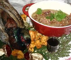 cuisine faisan recette de faisan en cocotte à la forestière la recette facile