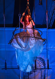 From A Chandelier Review Graeae And Circo Crescer E Viver Present Belonging