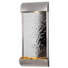 metal fountains outdoor decor the home depot