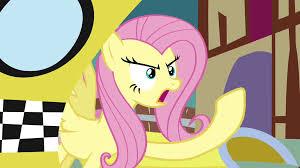 Mlp Fluttershy Meme - image fluttershy asserts her assertiveness s2e19 png my little