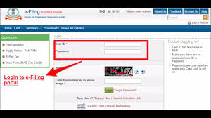 e filing vault secure your income tax filing account