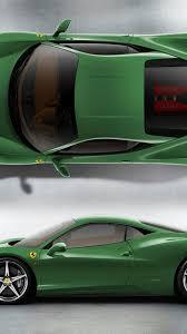Ferrari 458 Green - ferrari 458 italia which colour do you prefer