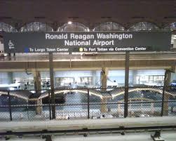 Washington Dca Airport Map by Dca Metro Stop Jpg