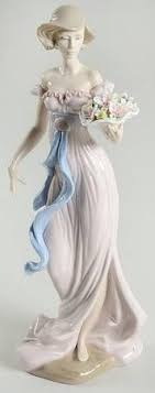 846 best lladro images on figurines porcelain and