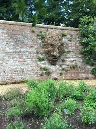 slate garden ornaments picture of threave garden castle douglas