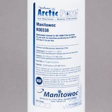 manitowoc ar 10000 arctic pure single cartridge ice machine water