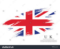 flag united kingdom great britain northern stock vector 551933578