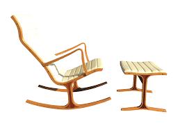 Modern Rocking Chair Png Luxury Tendo Mokko Heron Rocking Chair And Footrest For Kosuga