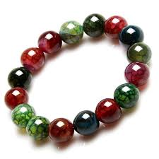fashion stone bracelet images Natural stone chakra bracelets quartz charm stone women fashion jpg