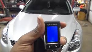 nissan altima coupe accessories 2009 two way alarm remote start nissan altima coupe youtube