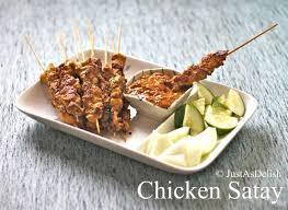 recette cuisine malaisienne poulet satay à la malaisienne cook cuisine asie