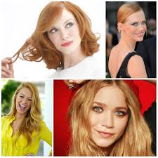 hottest hollywood stars in strawberry blonde hair colors u2013 best