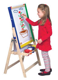 manly easel as wells as kids plans general crafts hobbies craft