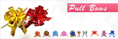 pull bows wholesale customize poly ribbon bows gift bows pull bows suppliers
