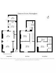 3 bed semi detached house for sale in osborne grove nottingham