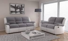 canap relax 3 2 fauteuils 3 places et 3 2 places groupon shopping