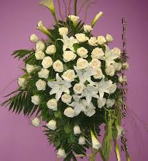 funeral flowers delivery sympathy florist in glendale ca burbank ca sympathy flowers