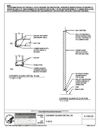 parking lot light pole base detail nih standard cad details