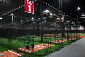 the yard is a one stop training shop for baseball and softball