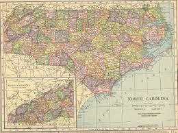 North Carolina Road Map American Map North Carolina State Road Atlas Download Books To Ipad