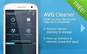 avg cleaner apk free avg cleaner apk for android android zone