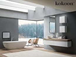 italian bathroom design domayne bathroom design introducing kokoon italian bathroom