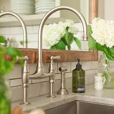 nickel faucets kitchen brushed nickel faucet design ideas