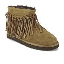 s ugg australia jocelin boots ugg australia s jocelin ankle sheepskin boots chestnut