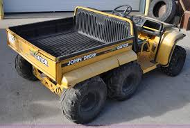 2000 john deere worksite gator utility vehicle item g6370