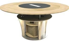 table de cuisine ronde blanche table ronde cuisine design mariorunhack co