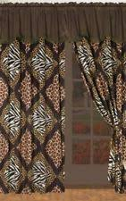 Zebra Curtain Panels Zebra Curtains Ebay