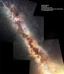 via lattea web astronomia per tutti fotografia astronomica quante stelle nella