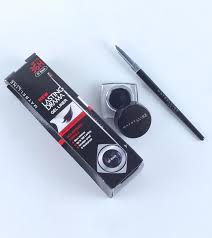 Maybelline Gel Eyeliner Review maybelline new york eye studio lasting drama gel eyeliner review