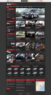 20 wordpress themes that are perfect for car dealers press castle