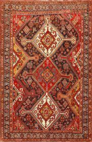 Vintage Tribal Rugs Tribal Rugs Orian Rugs Insanely Soft Southwest Kashgai Beige Area